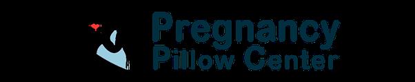 Pregnancy pillow center logo