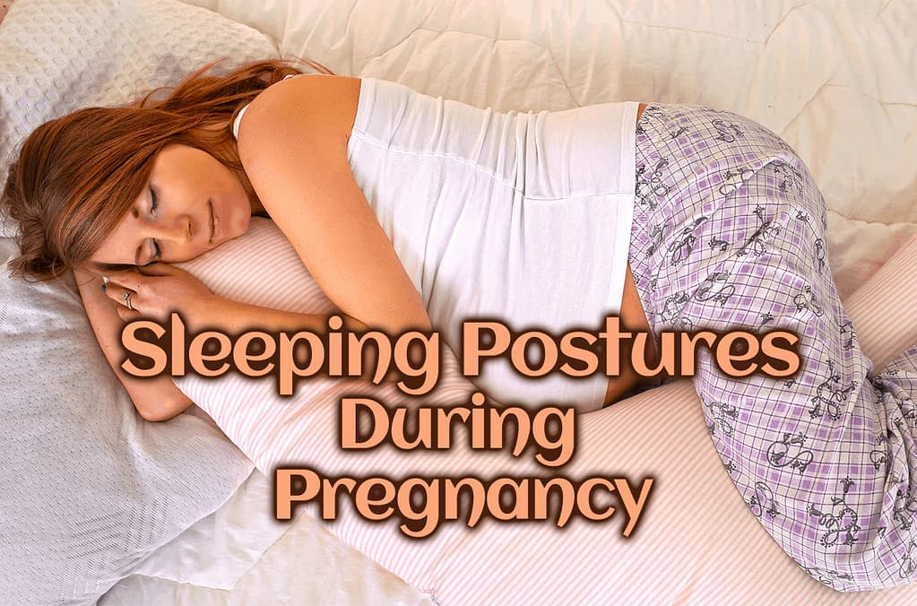 Rigth side sleeping porture with a pregnancy pillow provide comfortable for you during maternity.